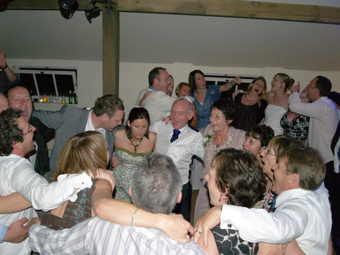Essex Mobile Wedding Disco Party