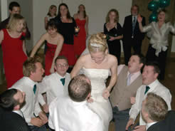 Great Wedding Discos in Essex