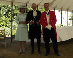 High Sheriff's Garden Party, Danbury, Best Wedding DJ Hire for mobile sound systems in Essex