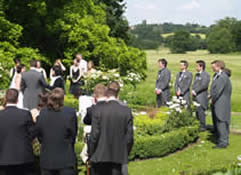 Hylands House Mobile Wedding DJ