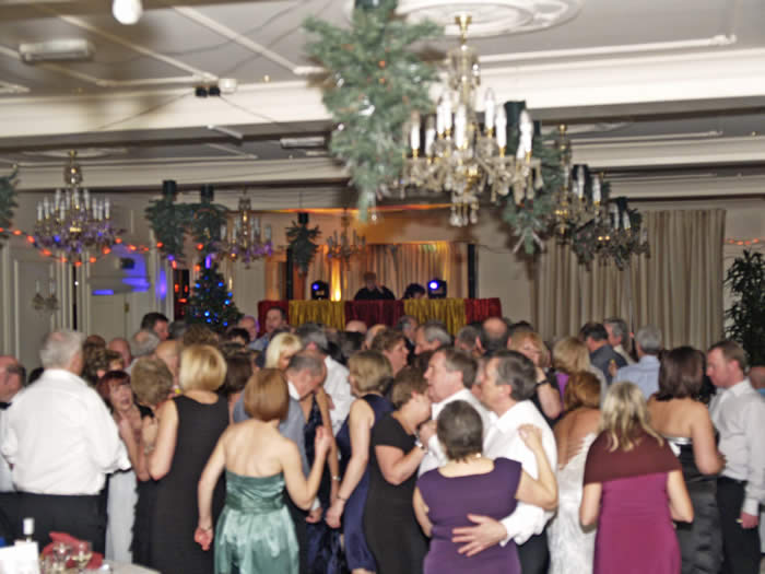 Ready to see in the New Year with Essex Disco Classic Nomad at the County Hotel in Chelmsford